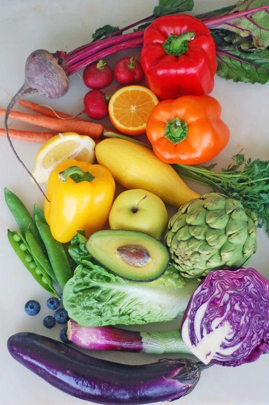 rainbow veggie
